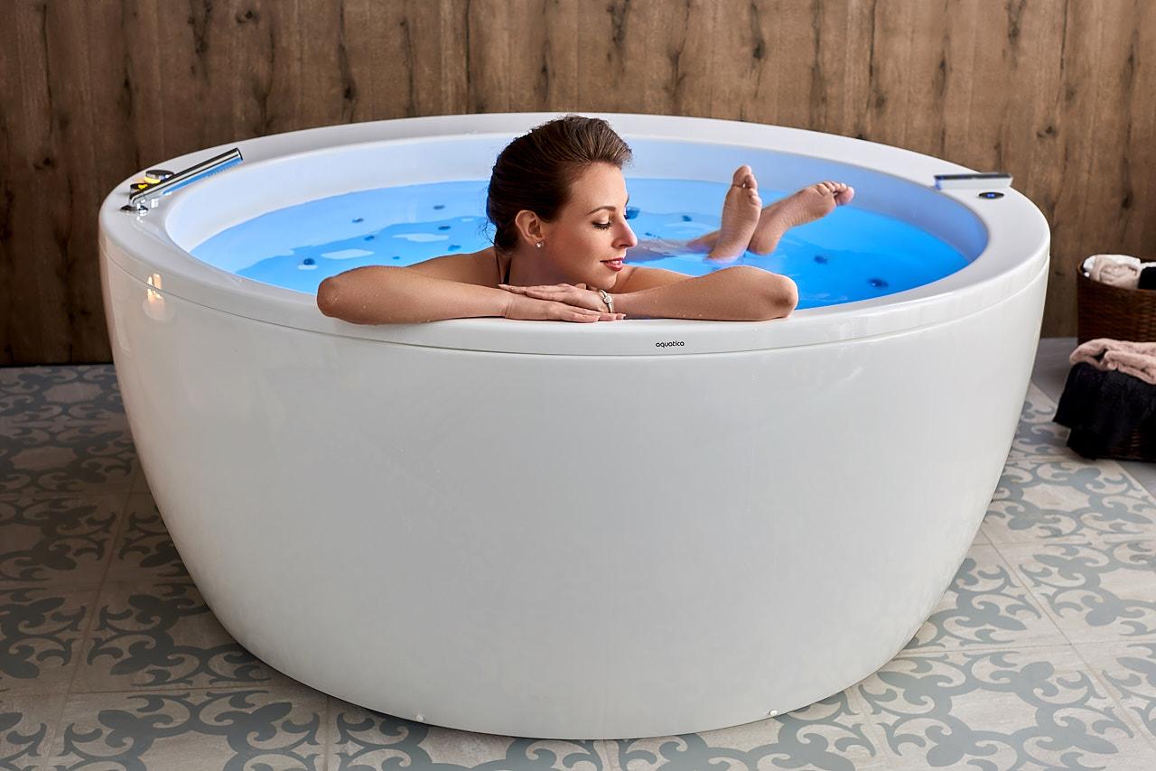 Relaxing Bathtub
