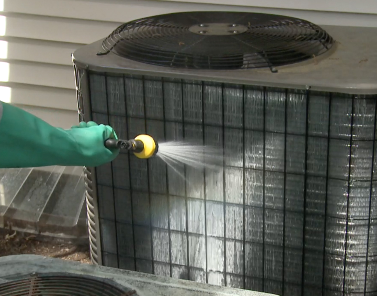 Removing The Dirt From HVAC