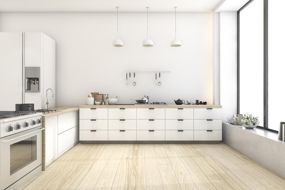 Scandinavian Kitchen Tiles