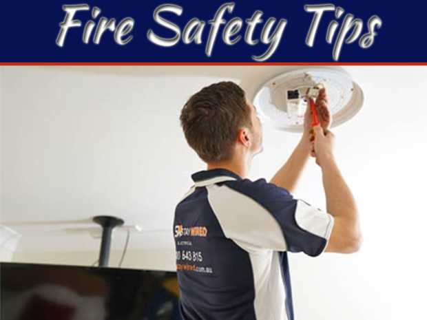 Six Tips to Avoid Home Fires