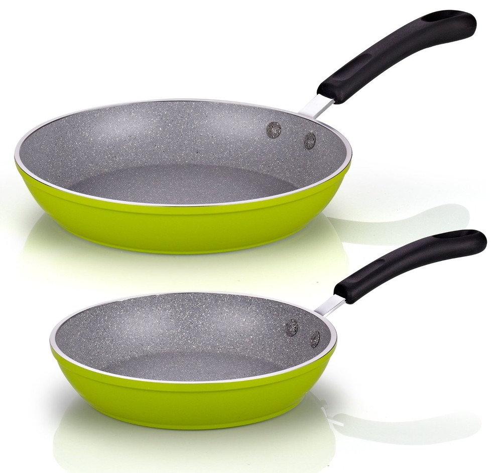 Frying Pan Saute Skillet with Nonstick Coating