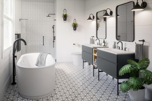 Smarter Use Of Bath Space
