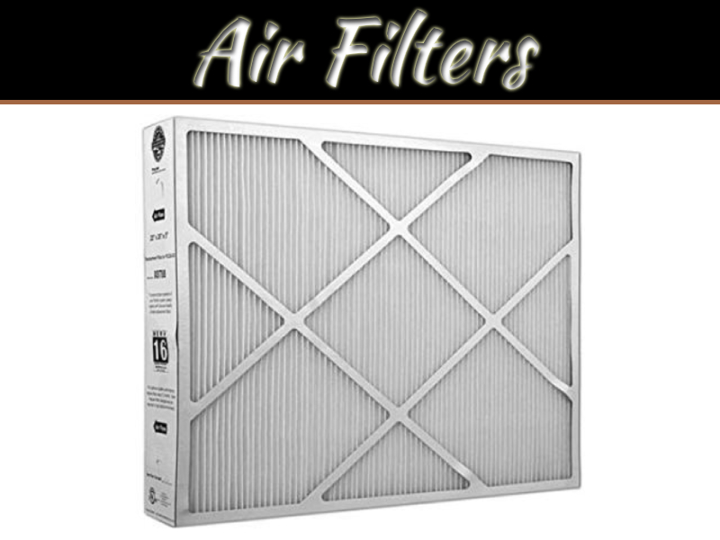 Top 5 Reasons To Buy Air Filters