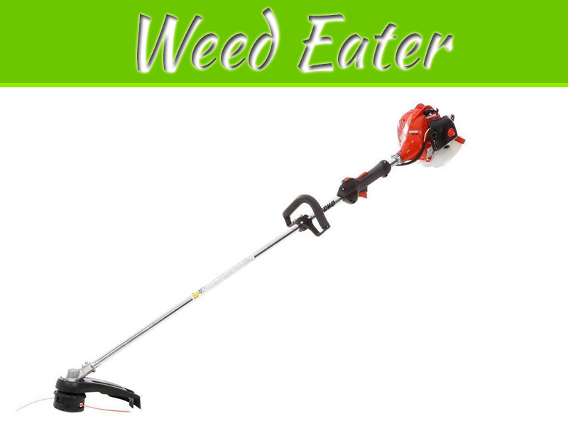 Use A Weed Eater To Keep Your Yard Tidy