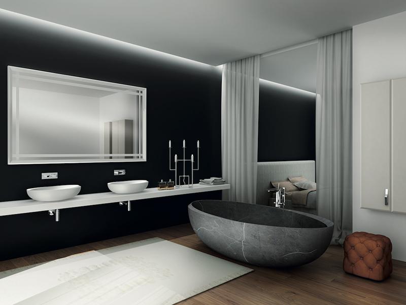 Versatile Style Freestanding Bathtub
