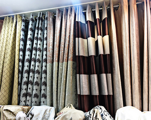 Visit A Local Curtain Store