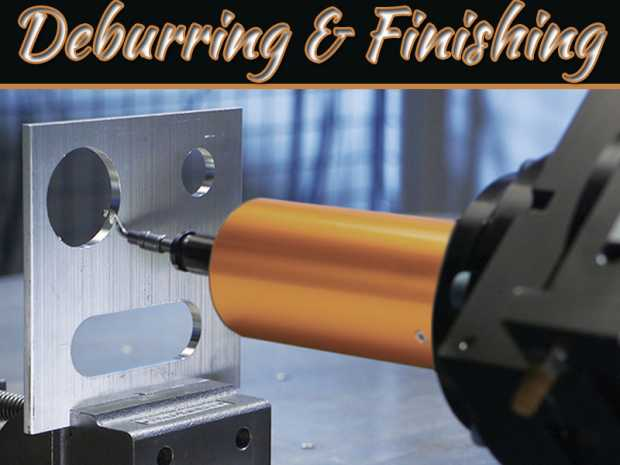 Your Complete Guide To Metal Deburring & Finishing
