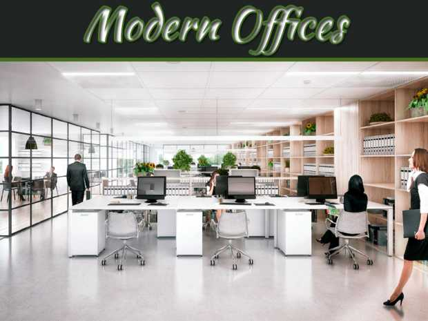 5 Features Of Modern Offices That Limit Coronavirus Infections