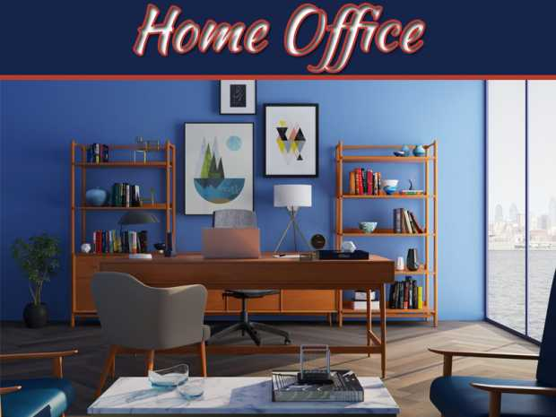 5 Items You Need in Your Home Office