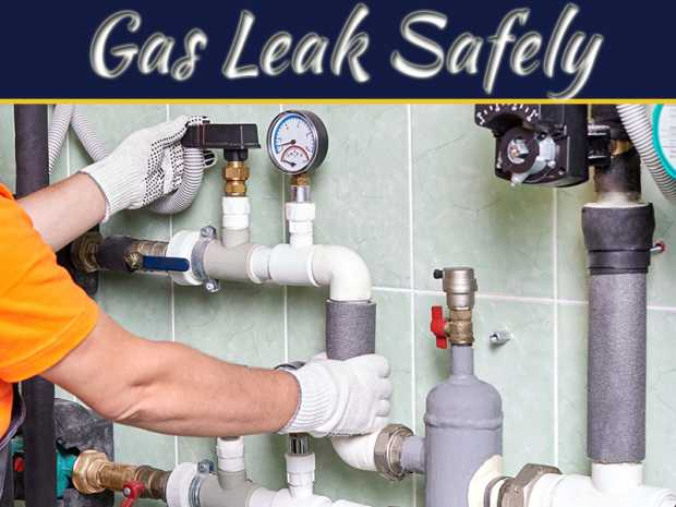 5 Steps For Safely Dealing With A Gas Leak