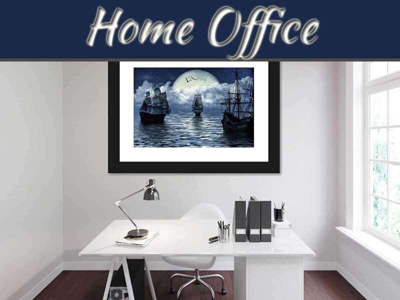 5 Tips To Create The Perfect Home Office