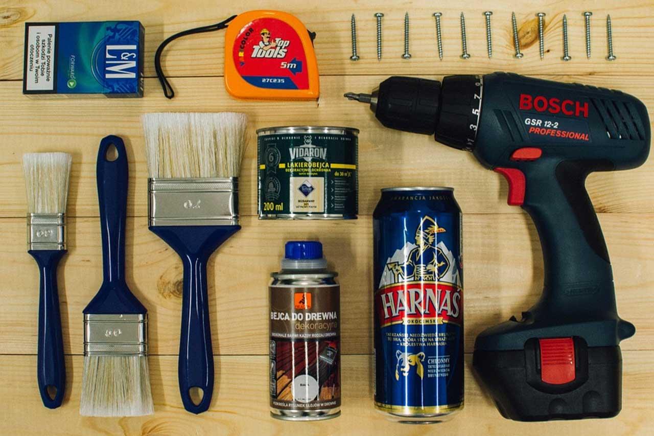 Basic Home Improvement Tools