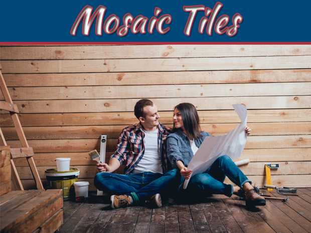 Consider The Pro-Tips For Laying Mosaic Tiles At Your Property
