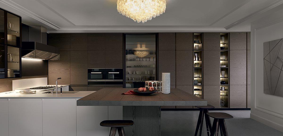 Contemporary Kitchen Poliform