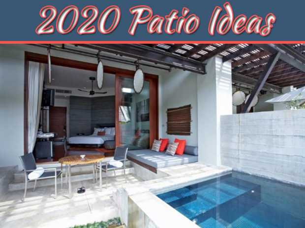 Creating The Perfect Patio In Time For Spring 2020