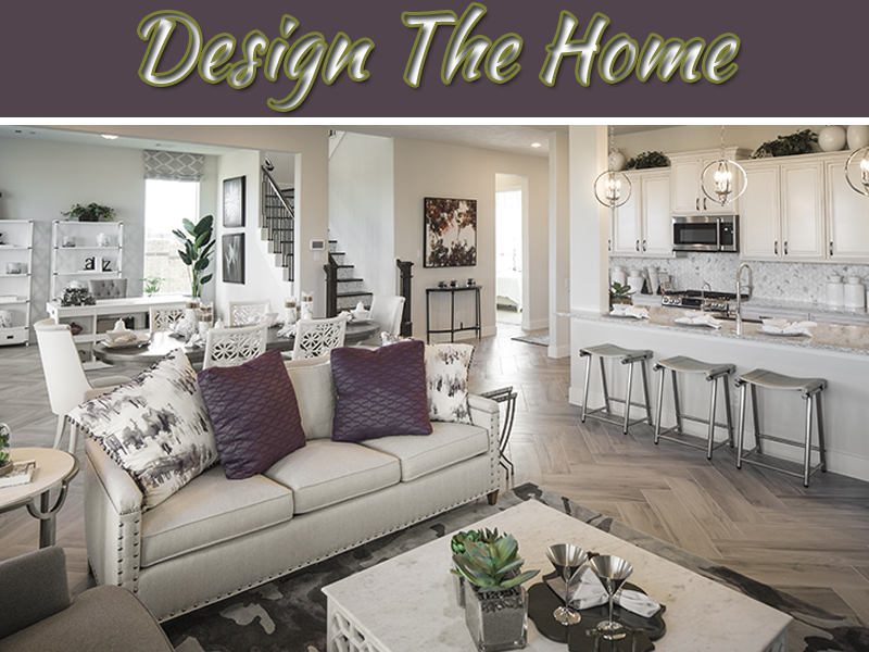 Design The Home Of Your Dreams