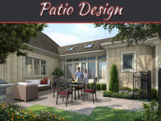 Design The Perfect Patio For Entertaining