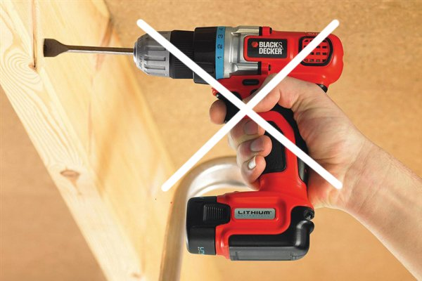 Disadvantages Of A Cordless Tool