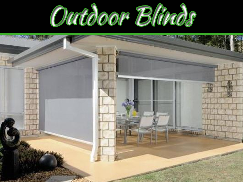Essential Points To Think When Buying Outdoor Blinds Southwest