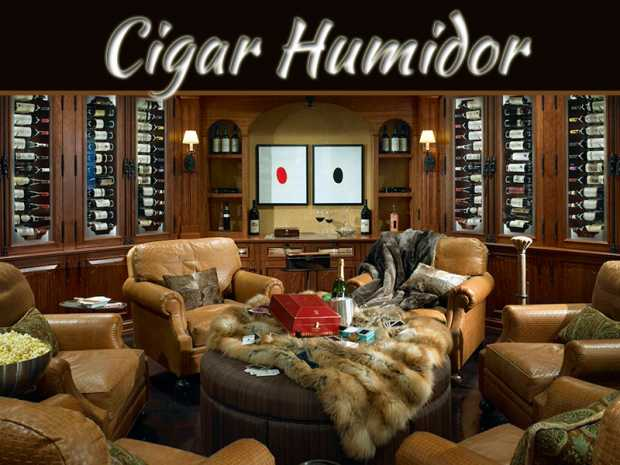Fresh And Posh: Show Off Your Cigar Collection In Your Living Room