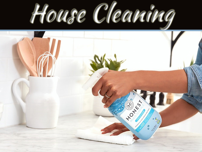 Guide To A Thorough House Cleaning