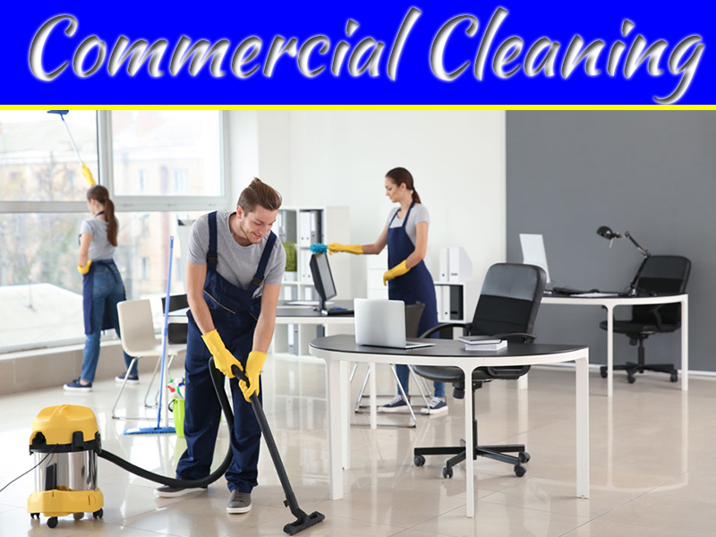 How Commercial Cleaning Is Part Of Coronavirus Prevention