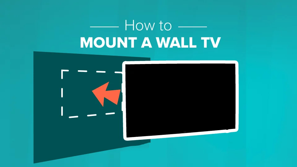 How To Mount A Television On The Wall