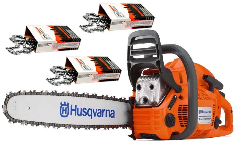 Husqvarna 460 24-inch Chainsaw
