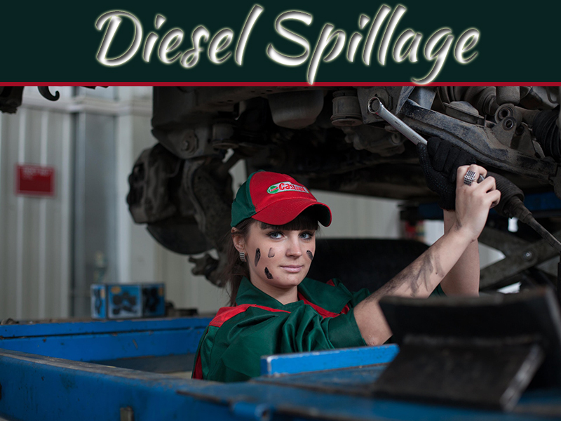 Insurance Needed For Diesel Spillage
