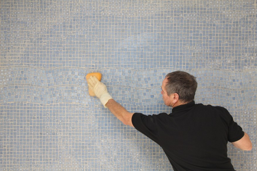 Marking And Embedding Of Tiles