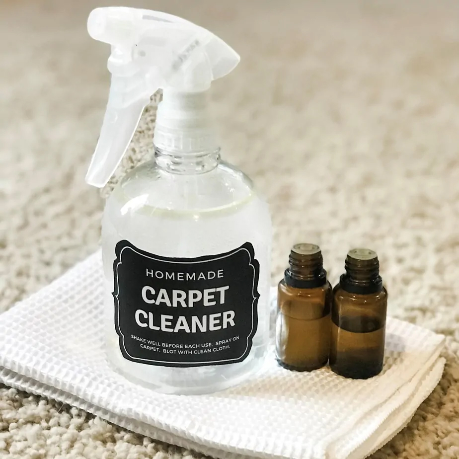 Natural Products For Cleaning Carpets