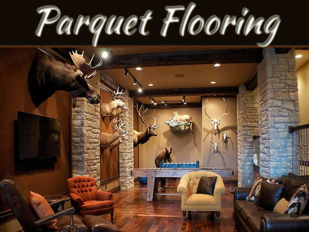 Parquet Flooring : Reclaimed Solutions To Create Authenticity