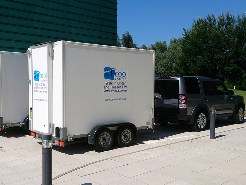 Portable Trailer Installation Professionals
