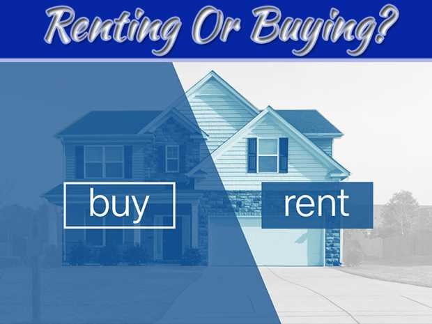 Renting Or Buying A House - What Is The Best Choice For You?