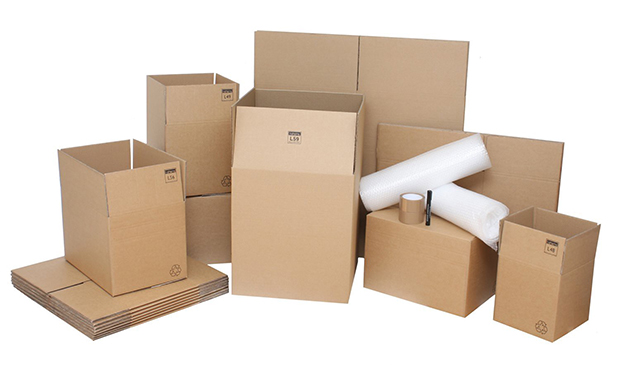 Right Packing Materials