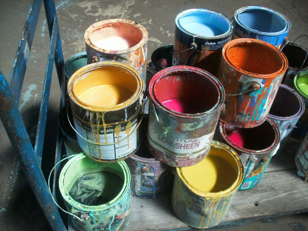 Take Care Of Old Paint