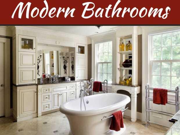The Basics of Ultra Modern Bathrooms