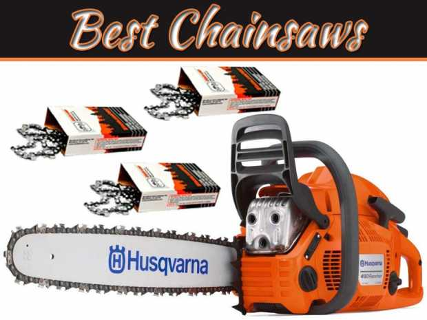 Top 3 Best Chainsaws To Make Your Home Improvement Task Easiest
