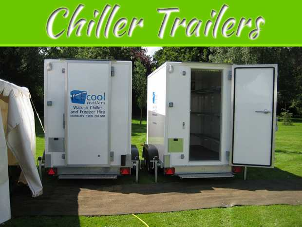 Top Benefits Of Using Portable Chiller Trailers