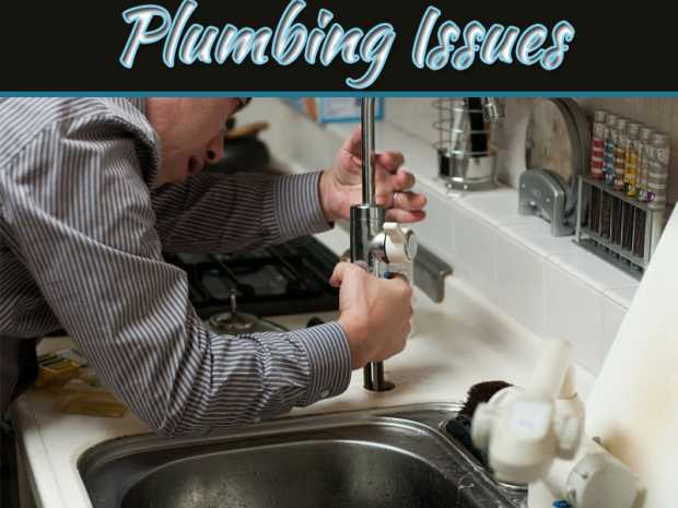 Ways To Solve Your Major Plumbing Issues At Home
