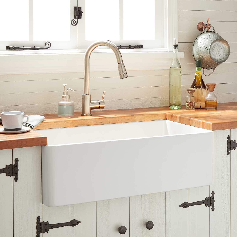 Types Of Farmhouse Kitchen Sinks