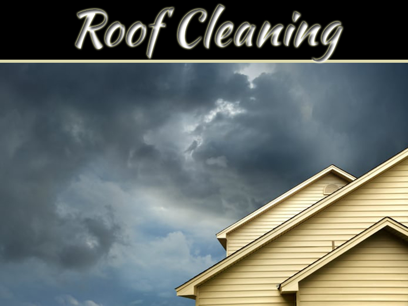 Why Is Pressure Washing And Cleaning Your Roof Essential?