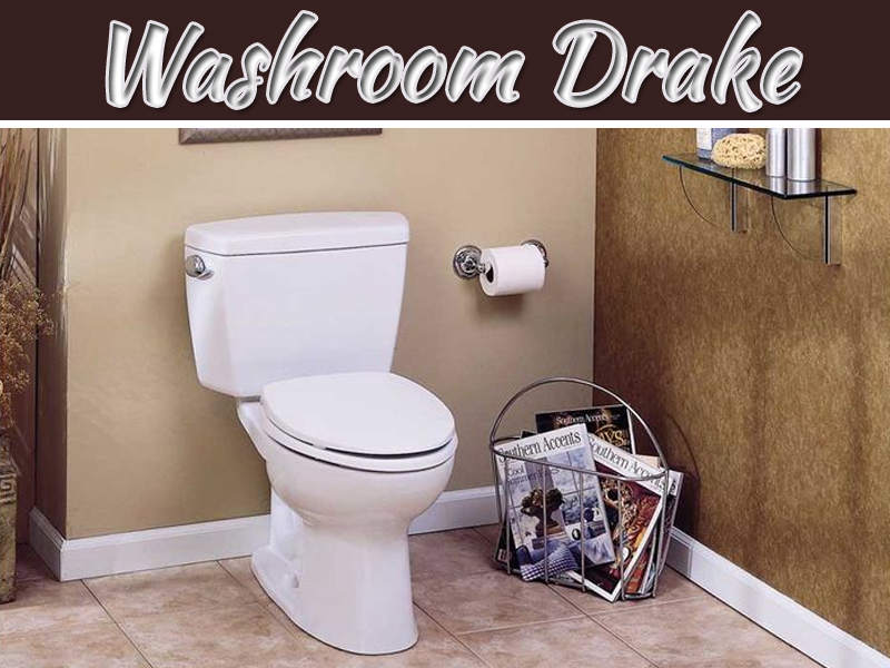 Why TOTO CST744SL Drake 2-Piece ADA Toilet Is Best Fit For Your Washroom?