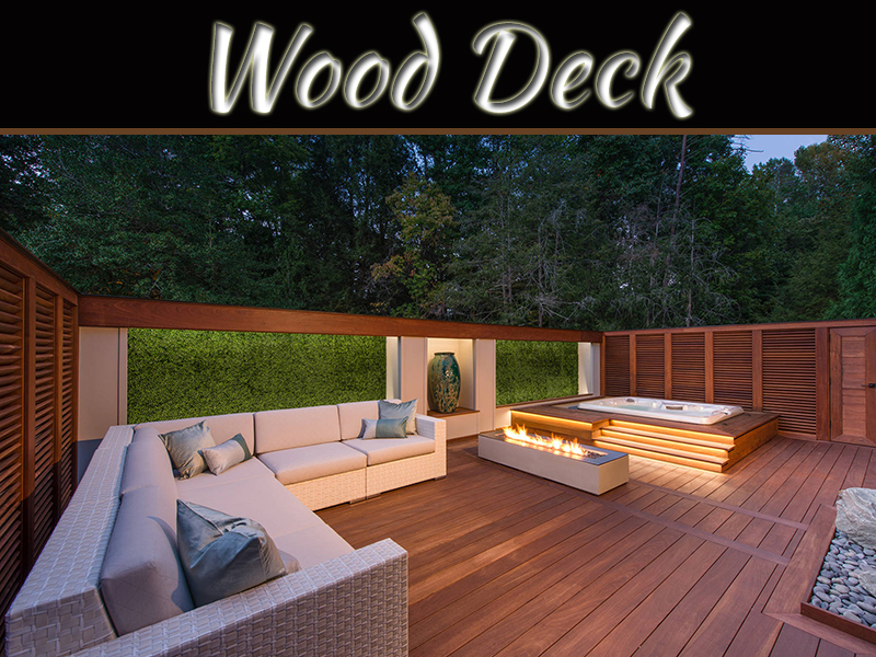 8 Tips For Maintaining Your Wood Deck