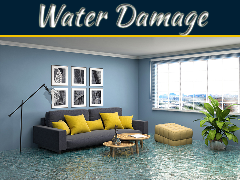 8 Ways To Clean Your Home After Water Damage