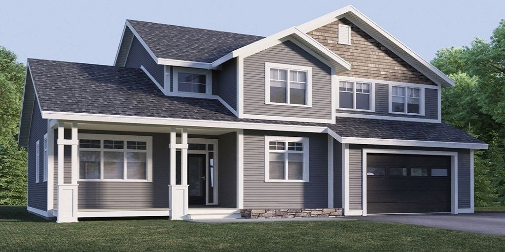 Basic Gray House Color Scheme