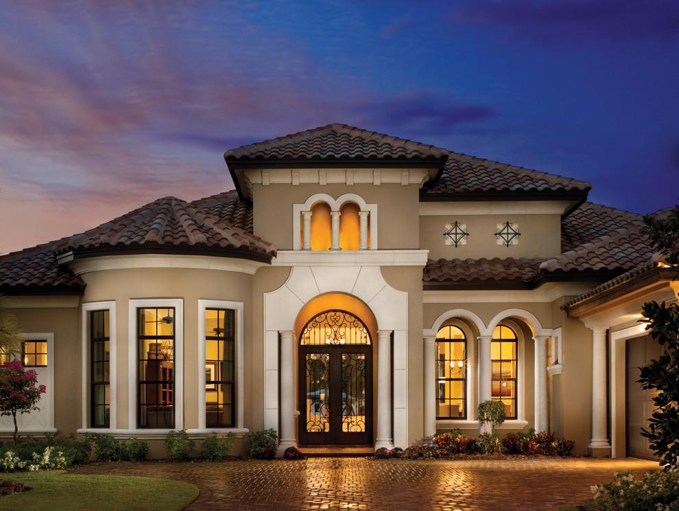 Best Exterior House Color Combinations Schemes My Decorative