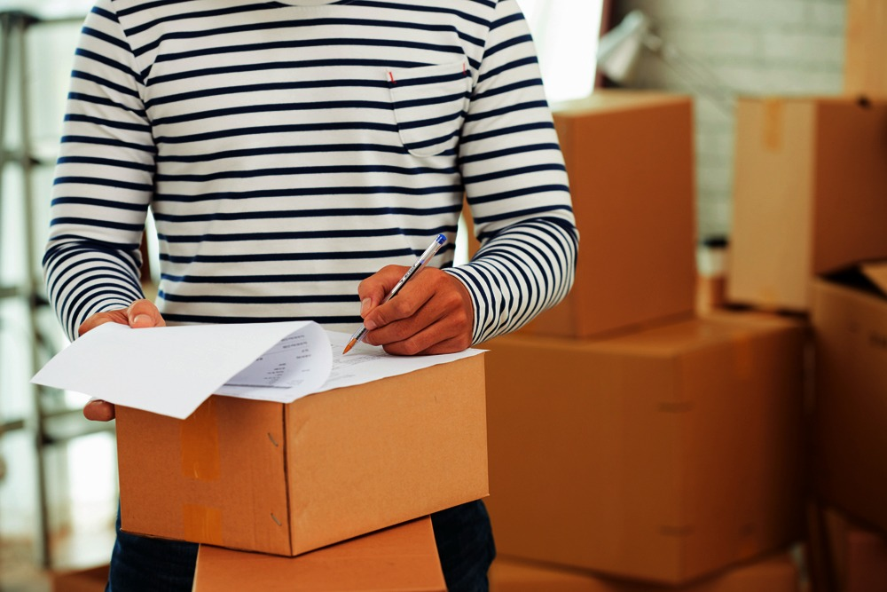 Sort Your Inventory Before Moving