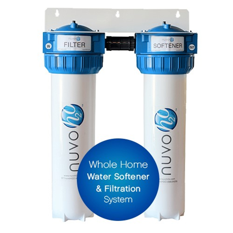 Nuvo H2O Citric Acid Water Softeners