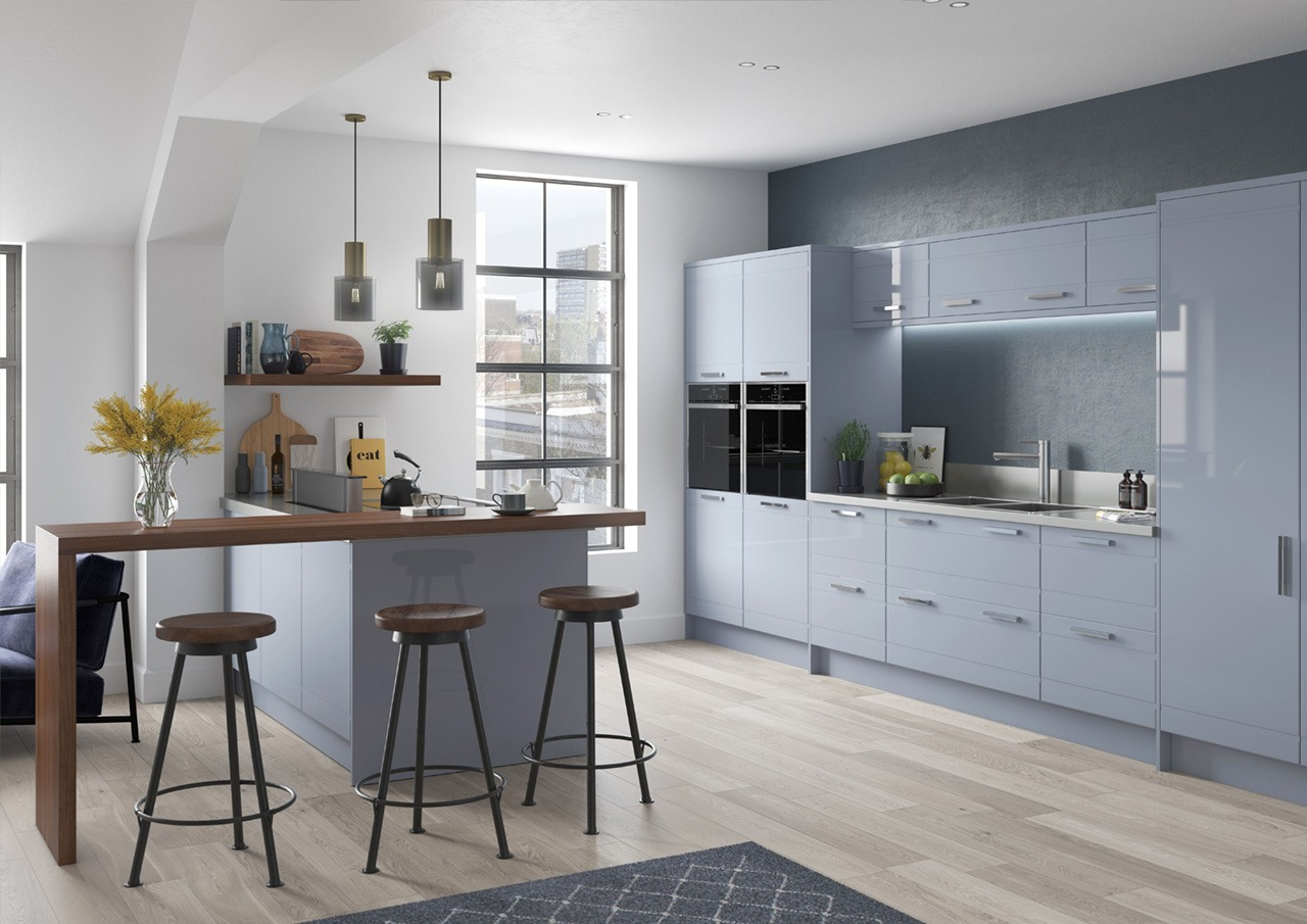Premier Gloss Kitchen